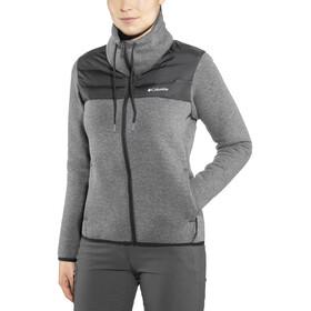 Columbia Northern Comfort Hybrid Jacket Women Black